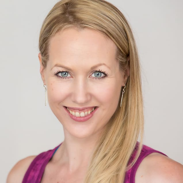 Jenny Backlund-Jenkins, professeur de Pilates et fondatrice de Future Form Nice
