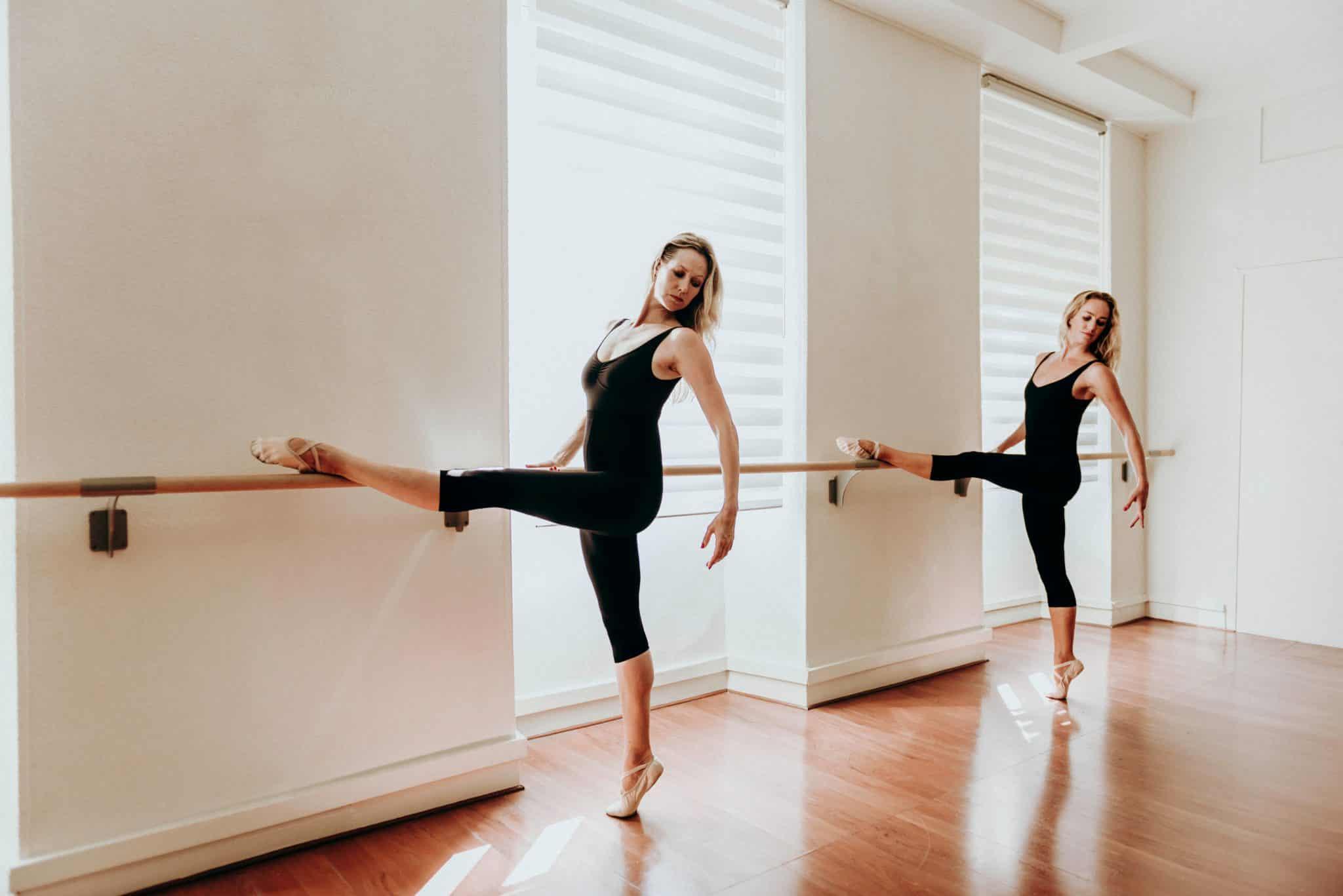 Cours collectif de Ballet Form chez Future Form Nice