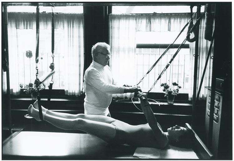 Joseph Pilates, Cadillac